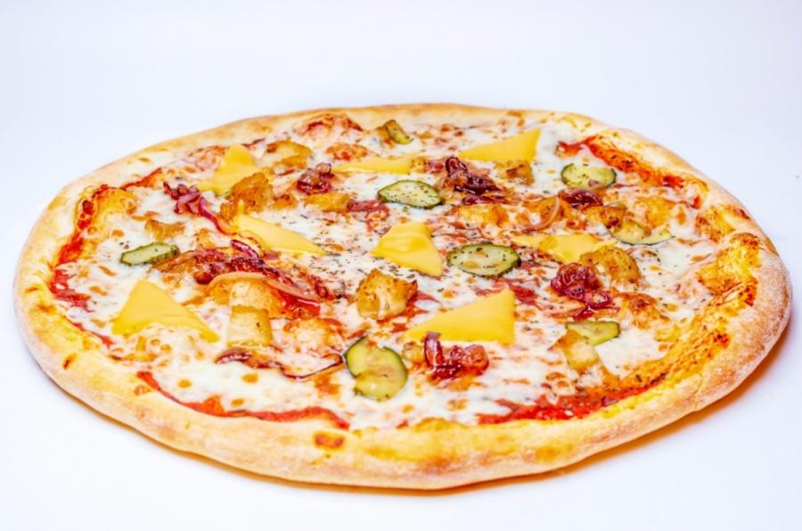 Пицц - Бургер