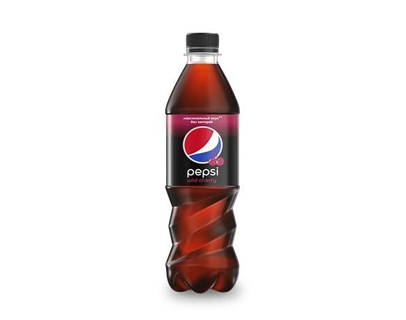 Pepsi Дикая вишня