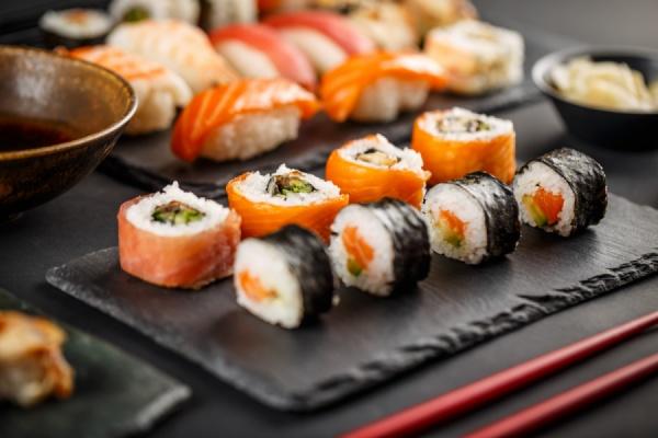 Sushi house на ул. Линейной