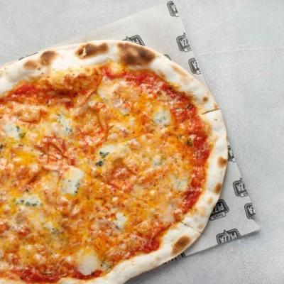 Пицца Кватро Формаджи Римская