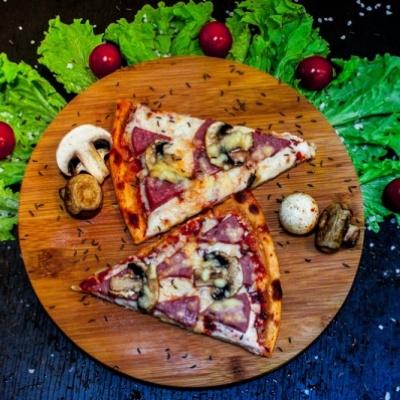 Ранчо пицца