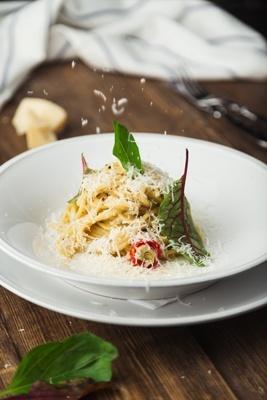 Спагетти «Качо э пепе»