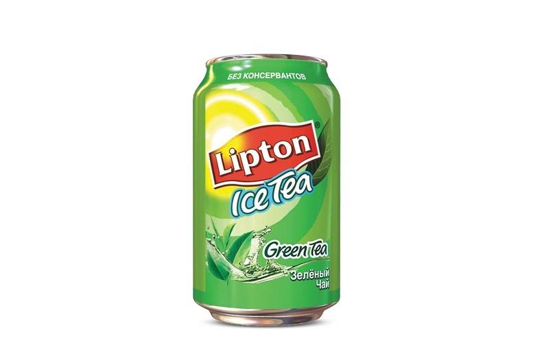 Липтон зеленый чай