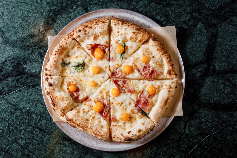 Bikini Pizza