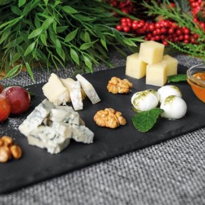 Тарелка европейских сыров