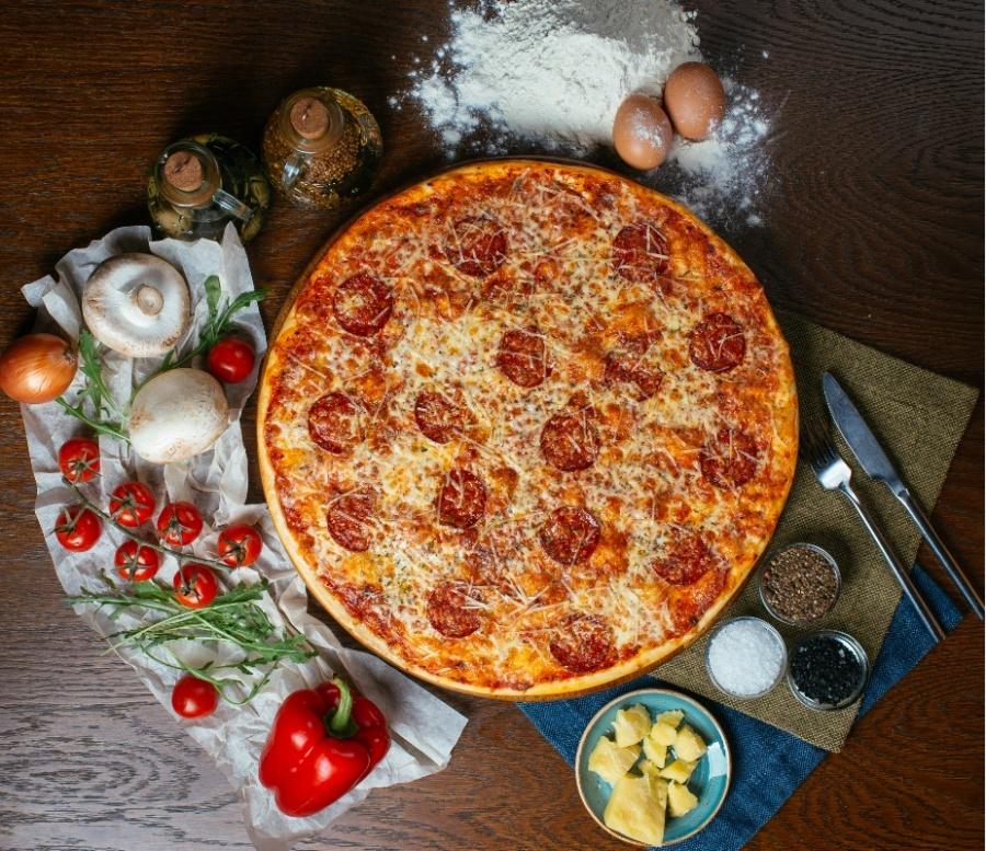 Ёха-пицца ул. Шоссе Нефтяников