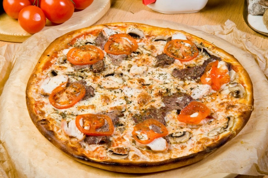 Пицца «Дольче вита»
