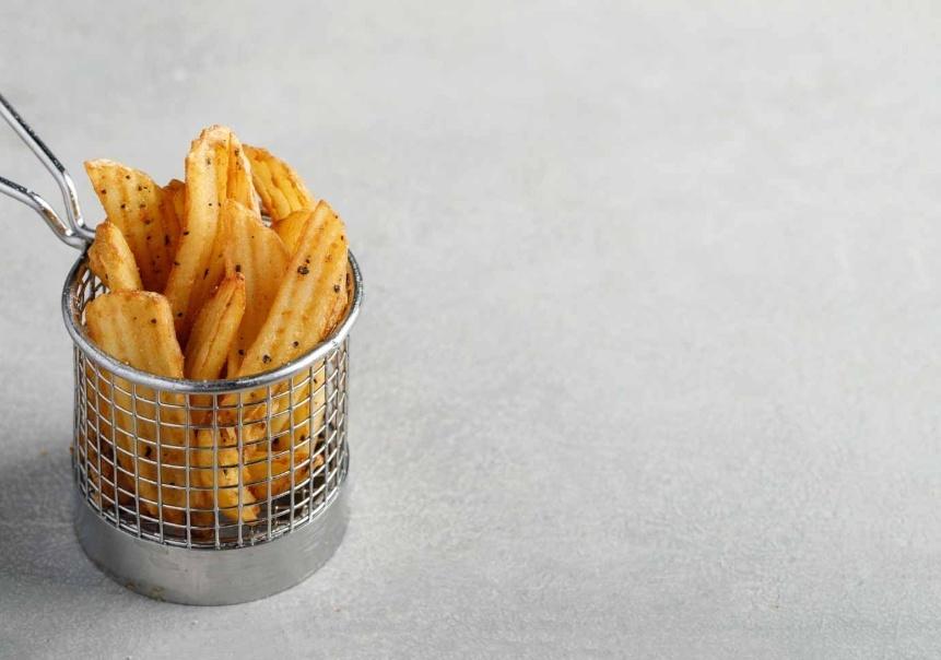 Картофель рифленый