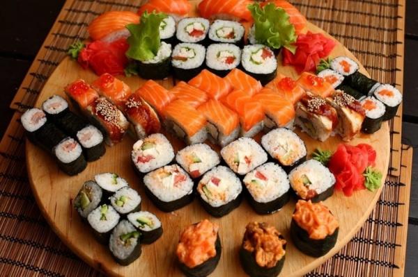 Sushi Live на 40 лет Победы