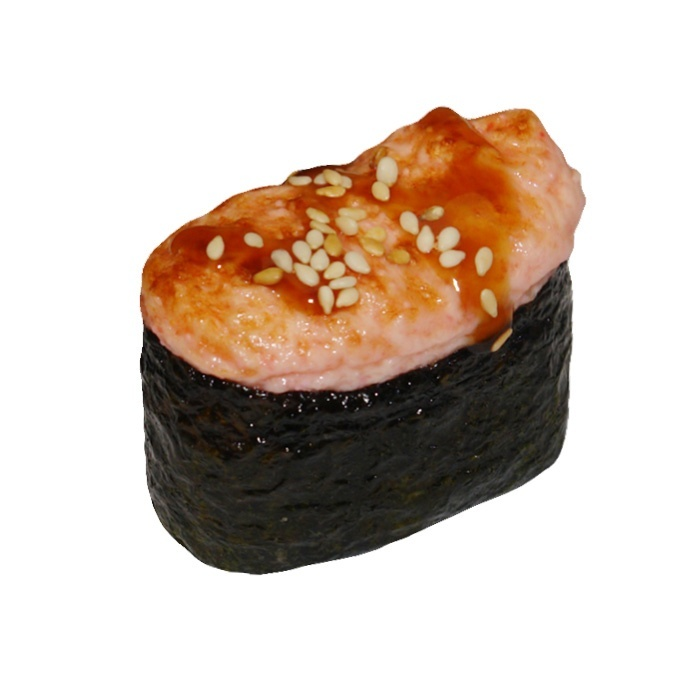 Гриль суши Угорь