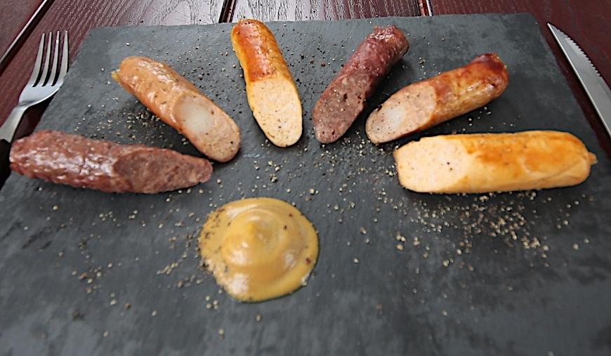Крупный калибр (колбаски-гриль)