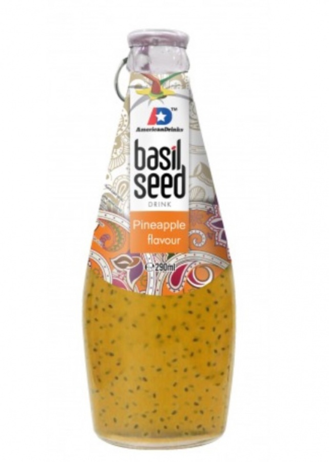 Basil Seed Ананас