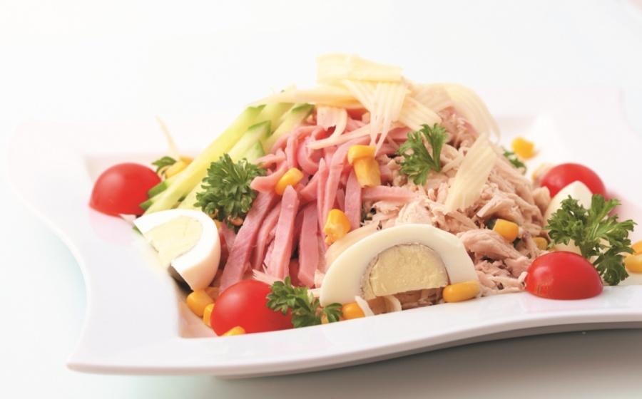 Французский салат от Шефа