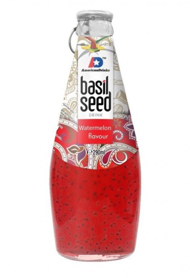 Basil Seed Арбуз