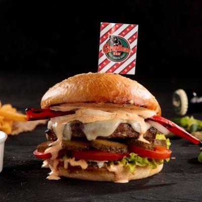 «Гризли» бургер