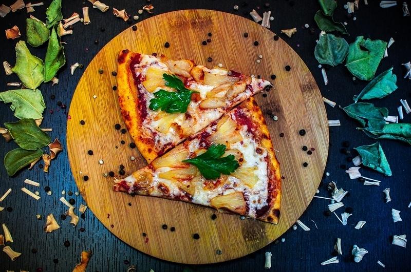 Гаваи пицца